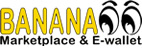 BANANA00 Marketplace and e-wallet
