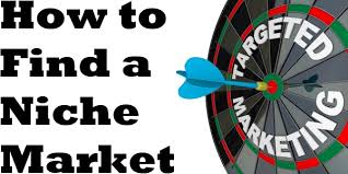 How to choose a market niche in Internet marketing