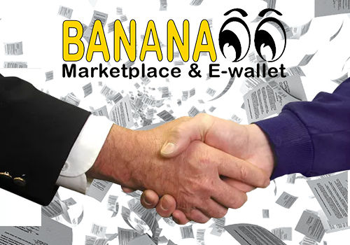 BANANA00 Marketplace presents its Corporate Account for easing company payments